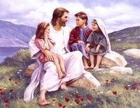 Isus_prijatelj_malenih