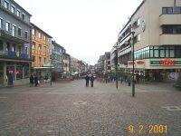 Imagine din centrul Darmstadt-ului