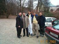 Echipa de romani din Romania, Austria si Germania