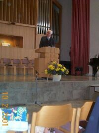 Predica de Sabat