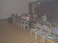 Deschidere seminar