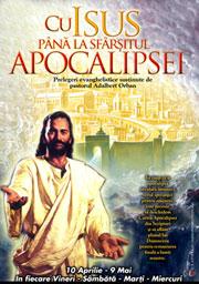 """Cu Isus pana la sfarsitul Apocalipsei"", Evanghelizare la Atlanta"