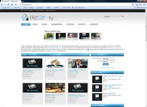 Invitatie: testati noul Intercer Tv 2.0