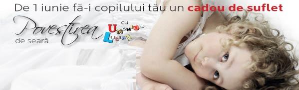 NOU! DVD de la BebeDream.ro – Povestirea de seara cu unchiul Lucian