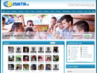 ClubTin.ro – o noua forma de socializare pentru tinerii crestini, initiata de Biserica Adventista