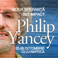 Philip Yancey vine în România!