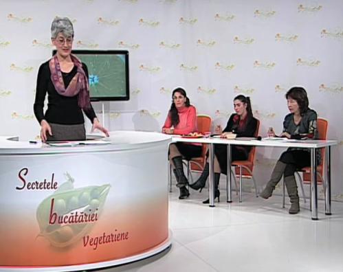 """EnthusiasticLife.net: """"Secretele bucătăriei vegetariene"""", serie de programe video cu dr.MargiAnne Isaia, MD MPH"""