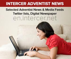 Intercer Adventist News – Selecție de știri și media, liste Twitter și ziar digital în limba engleză