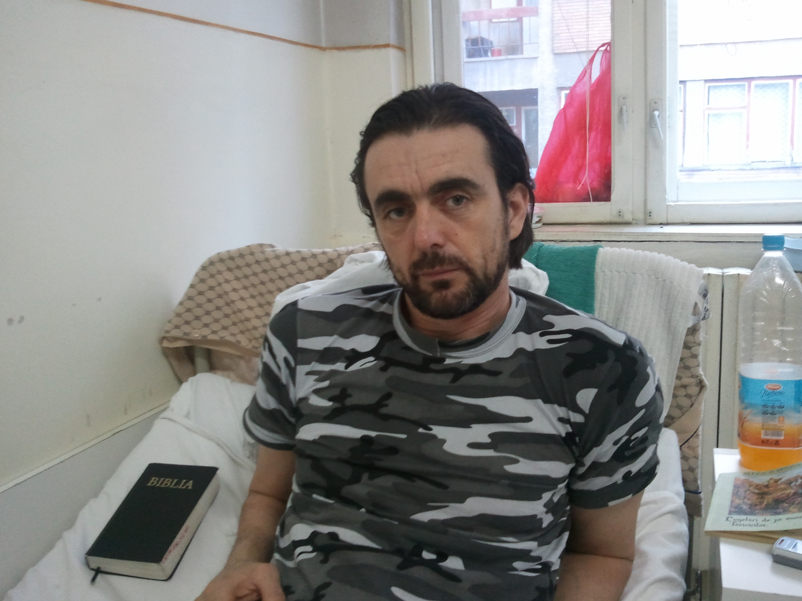 APEL URGENT – Salveaza viata lui Sabin Firizoiu – orice zi care trece ii poate fi fatala VEZI VIDEO