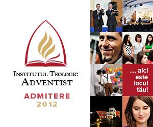 Festivitatea de absolvire a promoției 2012 de la Institutul Teologic Adventist, la Speranța TV
