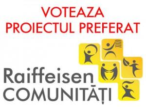 """Sustine ADRA Romania sa castige o finantare Raiffeisen Bank pentru proiectul """"Vreau la Scoala"""""""