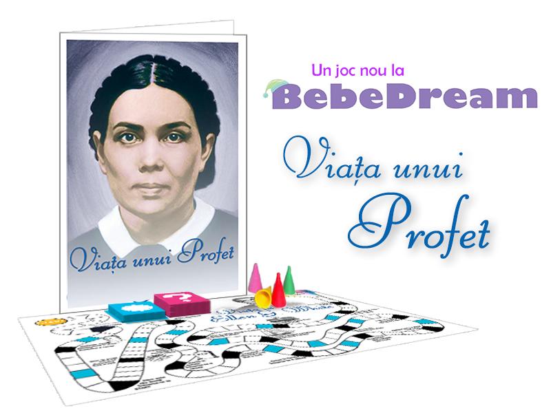 BebeDream: Un nou joc – Viata unui Profet