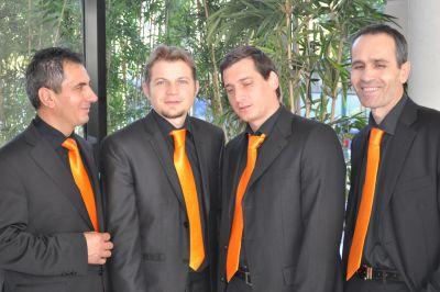 Grupul barbatesc Voces Spei in Romania, 17 si 24 Noiembrie 2012