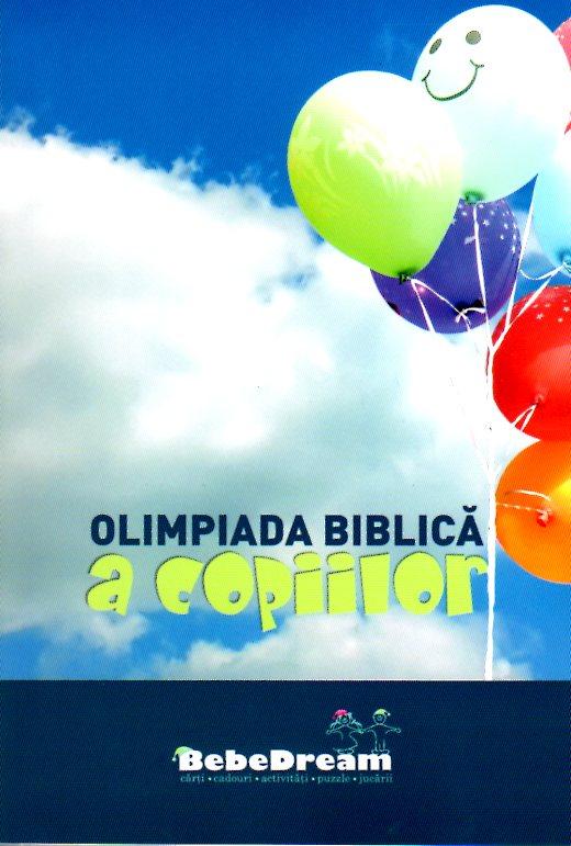 BebeDream: Olimpiada De Cunostinte Biblice 2012-2013