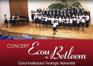 ITA Cernica – Concert Ecou de Betleem, 8 Decembrie 2012
