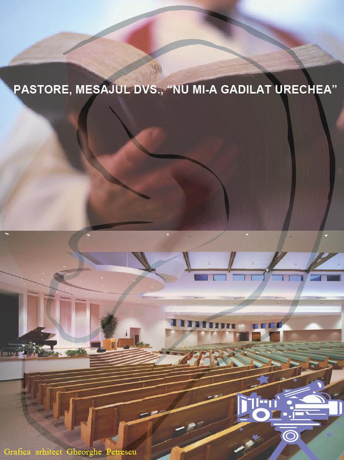 """Cronica Ideilor – Pastore, mesajul dvs. nu mi-a """"gâdilat"""" urechea"""