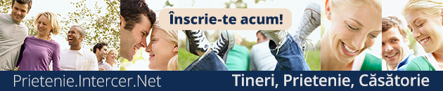 Noul website Intercer Prietenie – prietenie.intercer.net