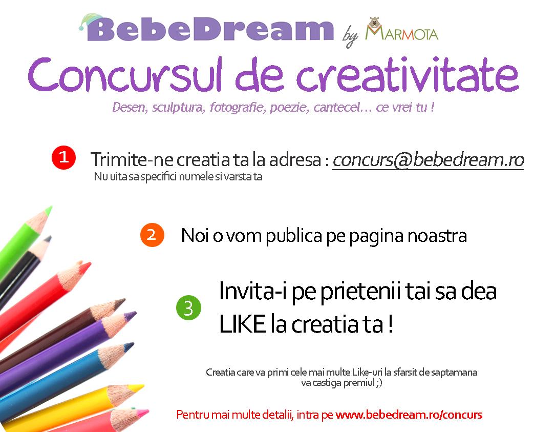 ★ Concursul de creativitate