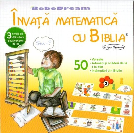 Învață matematica cu Biblia