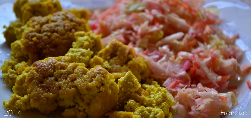Papară de tofu