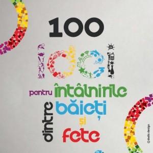 100 de idei pentru întâlnirile dintre băieţi şi fete (Echipa Respiro)