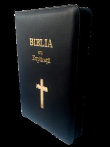 Biblie cu explicatii