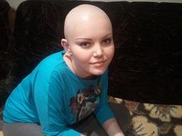 Pentru tratamentul impotriva leucemiei, Andrada Uskar a primit 3000 de euro
