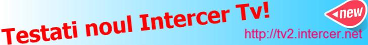 Noul Intercer Tv – de la 1 Aprilie 2014